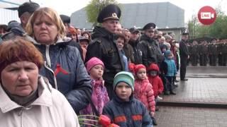 Симонов - Горят города по пути этих полчищ (9 мая 2017, Слоним)