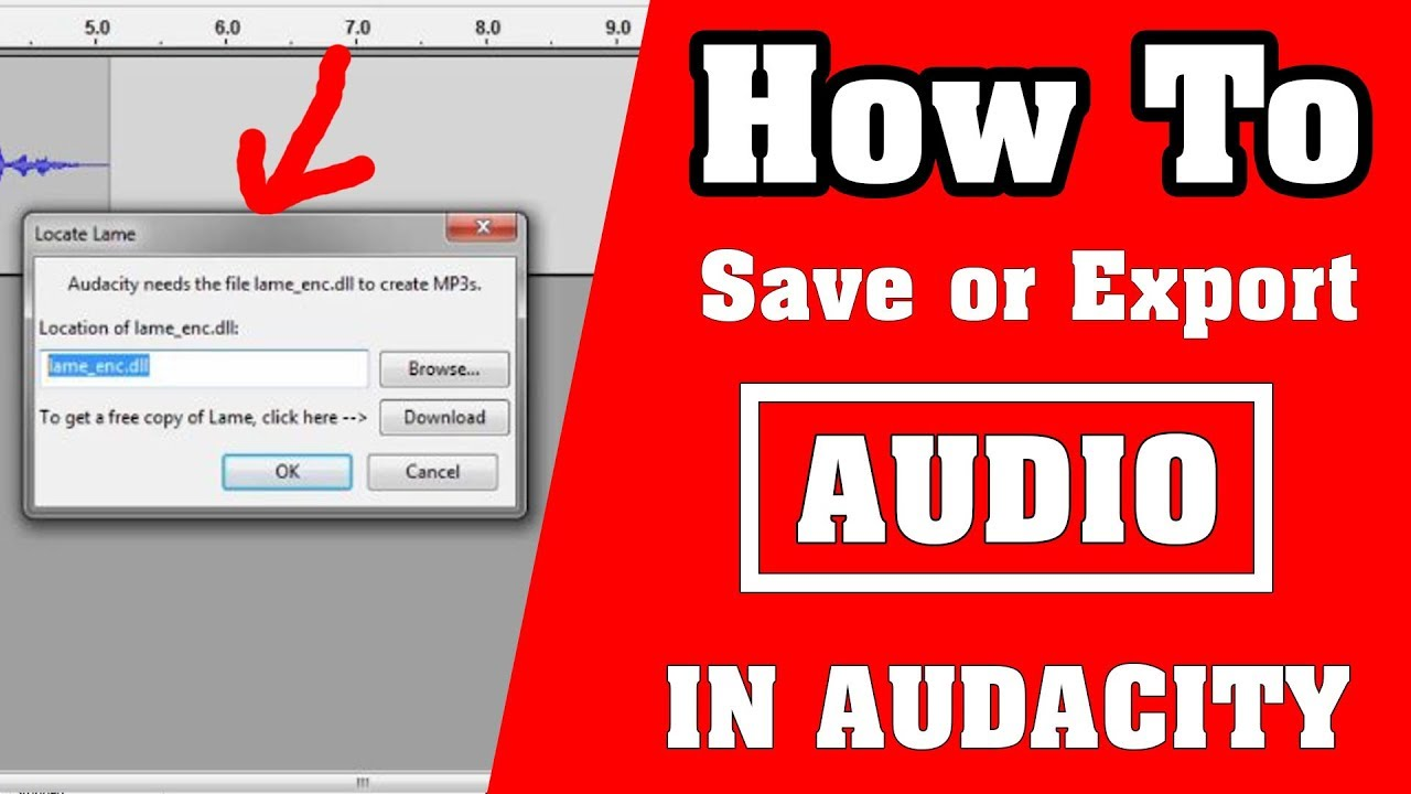 Audacity Lame Mp3