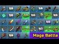 Pixel Gun 3D - Magic Weapons Challenge [Mage Battle]