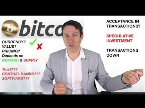 BITCOIN - OBJECTIVE ECONOMIC ANALYSIS $100k yes, $0 also