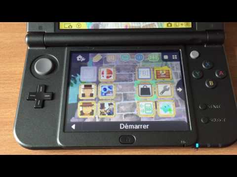 [o3Ds&New3Ds] Hack arm9loaderhax 9.0 à 11.2