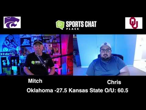 Kansas State at Oklahoma - Saturday 9/26/20  College Football Picks & Prediction | Sports Chat Place