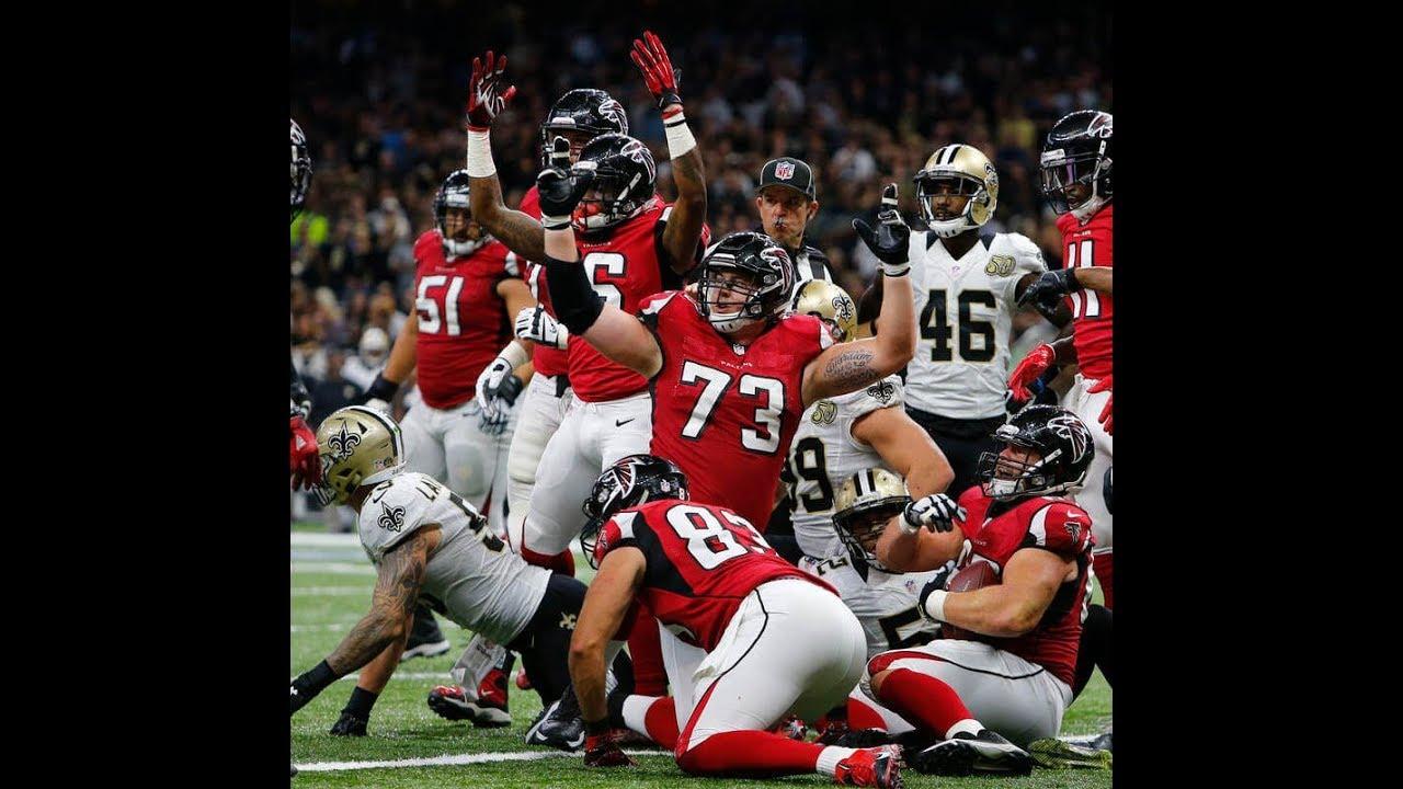 Falcons vs. Saints takeaways: Atlanta's playoff hopes remain alive despite ...