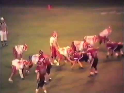 1989 Stilwell Indians at Wagoner Bulldogs Football