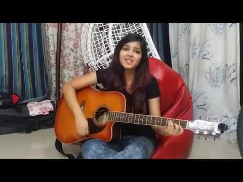 Cute Shraddha Sharma singing a Beautiful Sad Song   CpoL.mp4