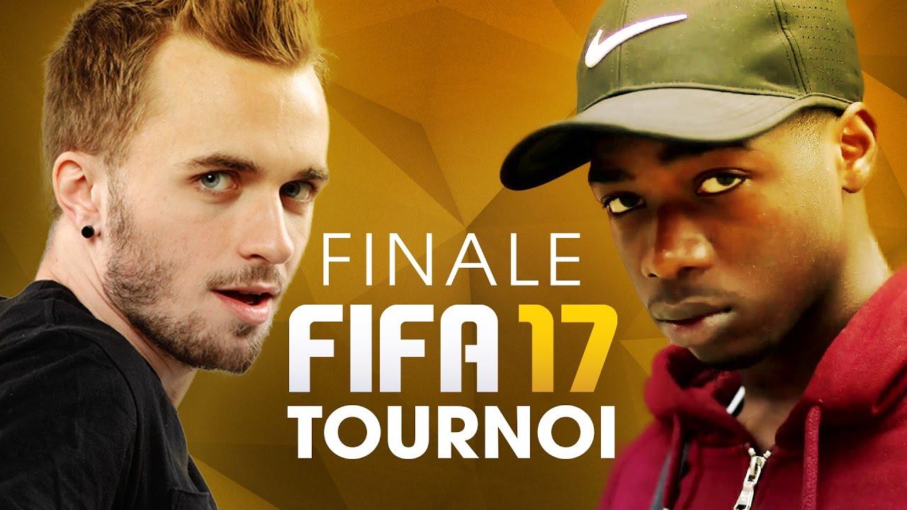 Tournoi FIFA 17 - La Finale SQUEEZIE vs MHD  !