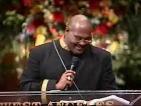 Pastor Marvin winans - I Need Thee