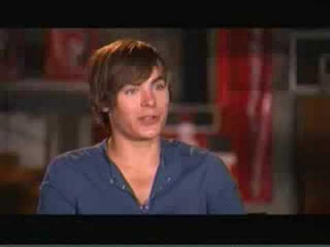 High School Musical 3 Senior Portraits : Zac Efron