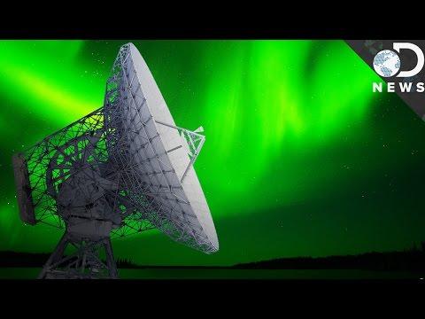Using Radar To Study Auroras At The North Pole