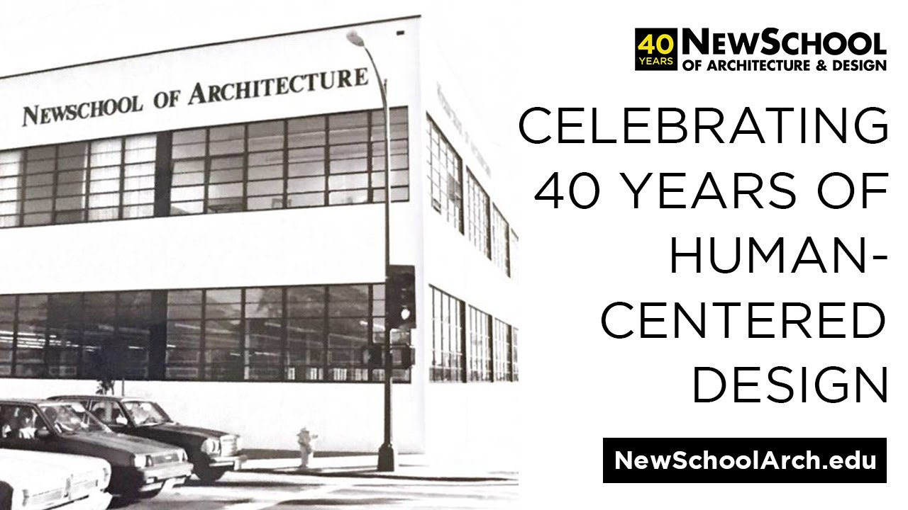 Celebrating 40 Years Of Human Centered Design Youtube