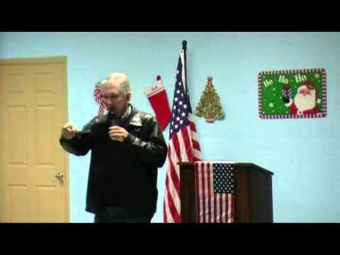 Pinellas Patriots General Meeting with Jack Harris Part 2