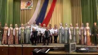 Хотят ли русские войны - Серебрянский народный хор