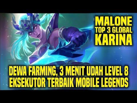 Hal Yang Gw Pelajari Dari Top 3 Global KARINA MALONE • Mobile Legends Indonesia3