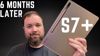 Samsung Galaxy Tab S7+ Long Term Review: 6 Months Later! WOW!