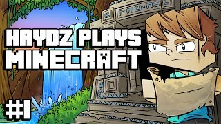 Haydz Play's Minecraft E01: My Journey To 100k Subscribers