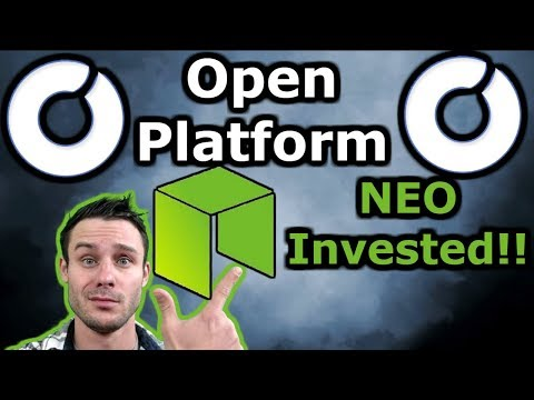 Open Platform | NEO Invested=Buy | Simplifying Crypto Payments 4 dAPPs | 10x Potential
