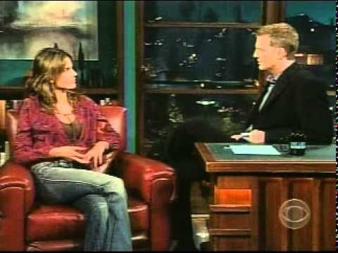 Alessandra Ambrosio on Craig Kilborn - May 20, 2003