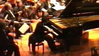 P. Tchaikovsky: Piano concerto n. 1 op. 23. II. Andantino semplice. Piano: Juan Ignacio Fernández