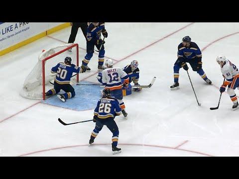 11/11/17 Condensed Game: Islanders @ Blues