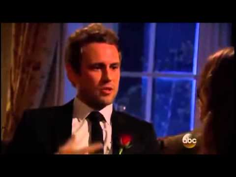 The Bachelorette Kaitlyn Asks Nick to Stay Silent About Their Night Together