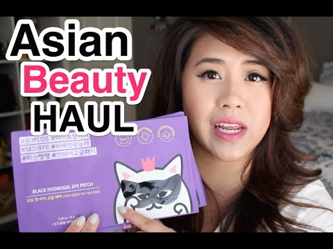 HONG KONG Asian Beauty Haul