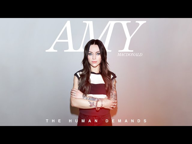 Amy Macdonald - Strong Again (Official Audio)