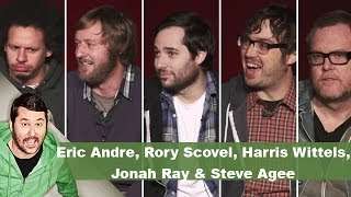 Eric Andre, Rory Scovel, Harris Wittels, Jonah Ray & Steve Agee | Getting Doug with High