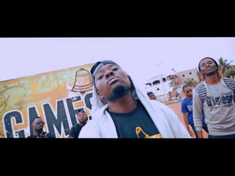 GAMESU ACT 1 (Black T, Tony s, Hassan Bez, Freelay) vidéo officielle  by Jules TeTe  2016  Hd