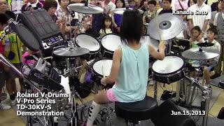 2013.6.15 あぽろんイオン新潟西店さんでのLive演奏です。 詳しくは Dru...