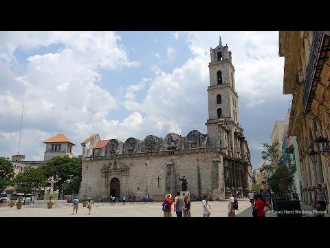 La Habana Vieja, Havana (Cuba) - Old Havana (extended version)