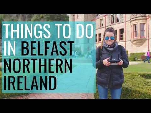 Belfast Vlog