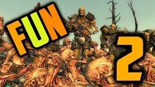 Fallout 3 - Console Command Fun 2