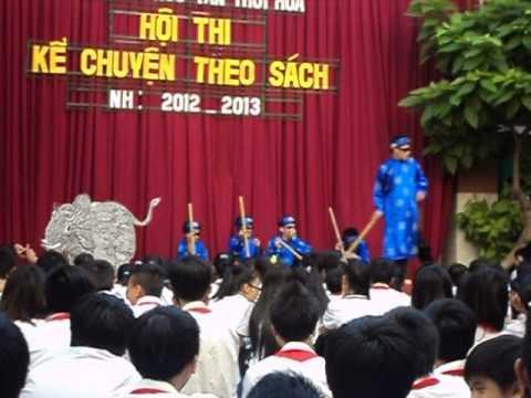 Thầy Bói Xem Voi Lớp 9/1 THCS Tân Thới Hòa