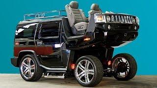 दुनिया की 4 सबसे अविश्वसनीय कार (4 Incredible Cars in the World)