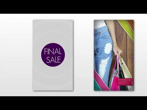 Social Media Advertising Design Pack | After Effects template