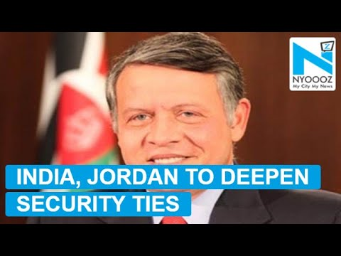 Why King of Jordan visit to India is significant