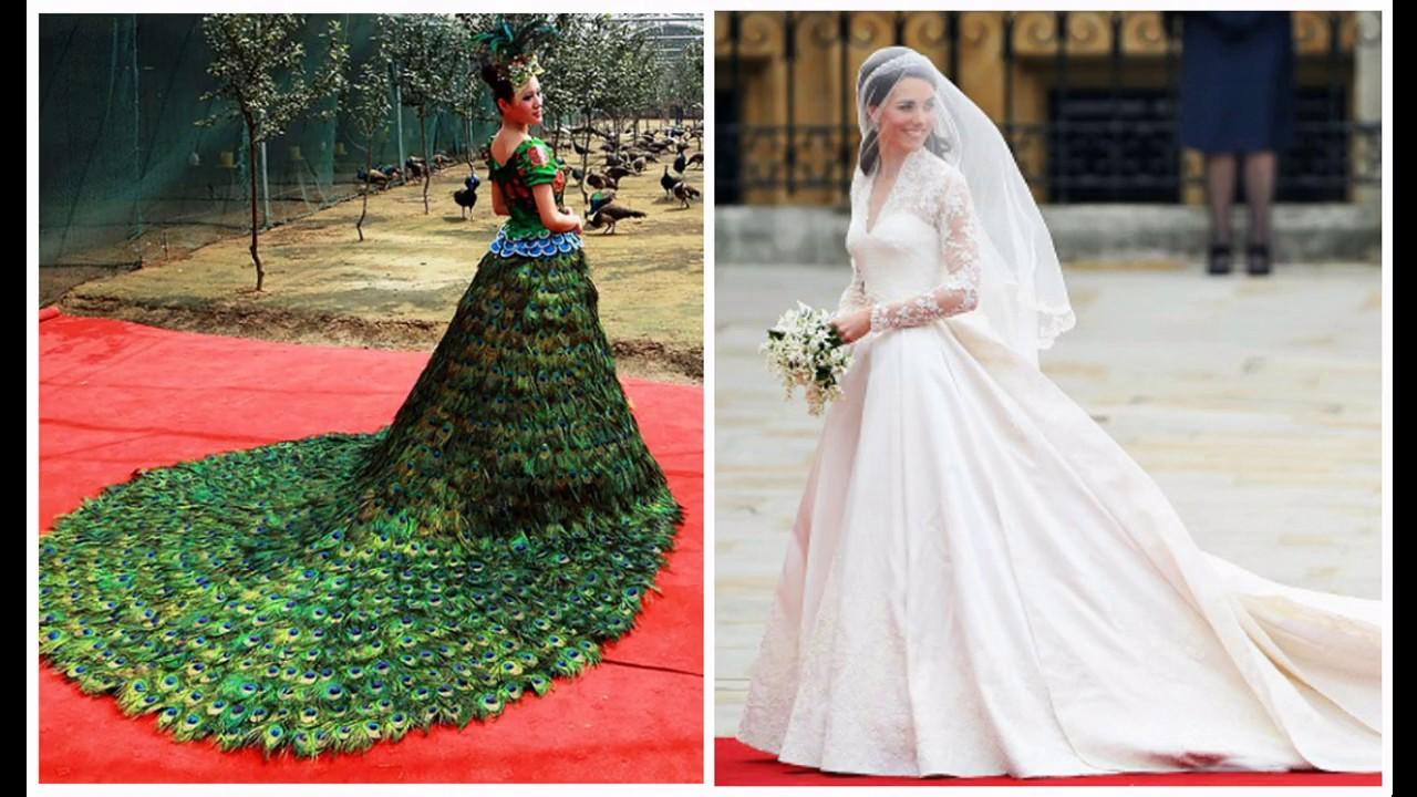 4d79410c4 Vestidos de novia sencillos para boda charros - YouTube