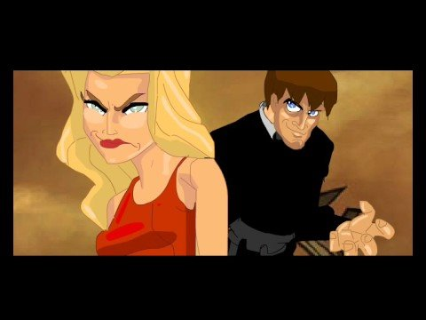 Buffy Animated My Version