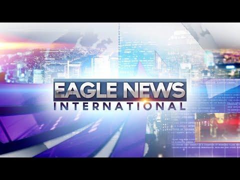 Watch: Eagle News International - November 09, 2018