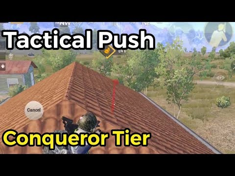 Tactical push | Some 2v4 moments | PUBG Mobile