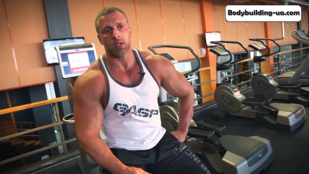 Секс и набор мышечной массы