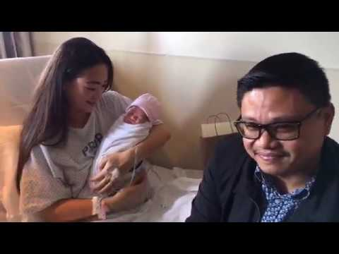 Guam baby Kylie Ray is first child born on US soil  in 2017