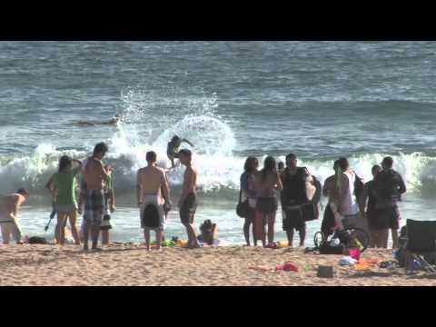Volcom Stone's Starfish Surf Series - Huntington Beach Pier