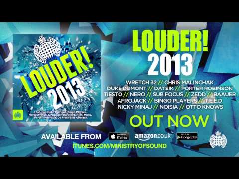 Louder 2013 Minimix (Ministry of Sound UK) (Out Now)