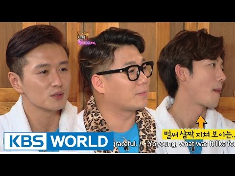 Happy Together -  Heo Gyeonghwan, Jin Taehyeon, Ki Taeyoung & more! (2014.12.11)