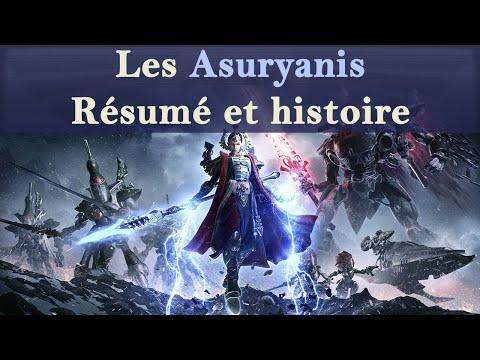 Lore Warhammer 40,000 - Les Eldars - #0.1 - Résumé Et Histoire