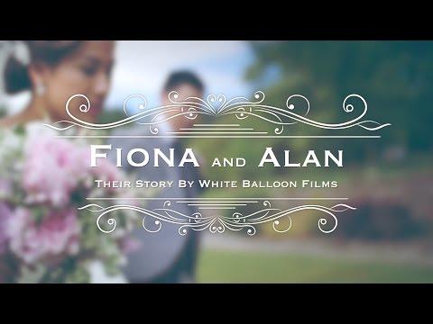 Duntreath Castle Wedding | Scotland | White Balloon Films