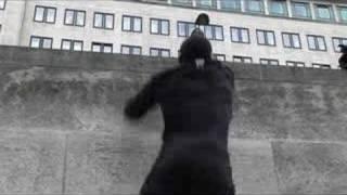 Трюки в паркуре (Wall Run)