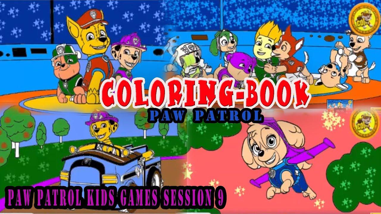 Nick jr coloring book - Nick Jr Coloring Book 13