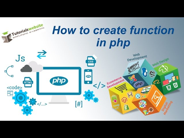 php tutorial in hindi - how to create function in php